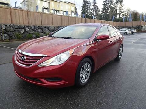 2011 Hyundai Sonata for sale at Prudent Autodeals Inc. in Seattle WA
