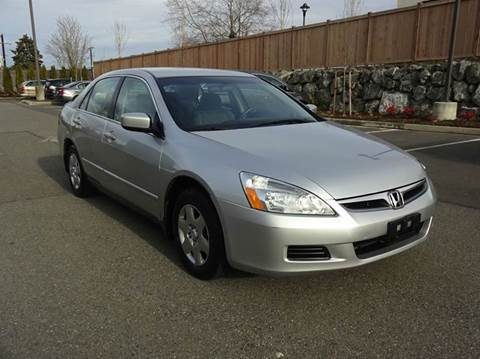 2007 Honda Accord for sale at Prudent Autodeals Inc. in Seattle WA
