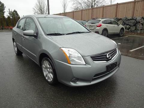 2012 Nissan Sentra for sale at Prudent Autodeals Inc. in Seattle WA