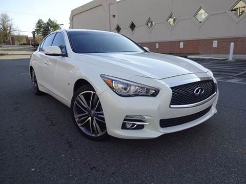 2014 Infiniti Q50 for sale at Prudent Autodeals Inc. in Seattle WA