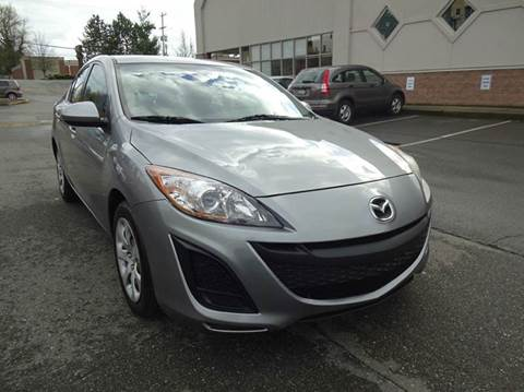 2011 Mazda MAZDA3 for sale at Prudent Autodeals Inc. in Seattle WA