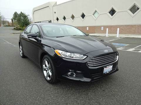 2016 Ford Fusion for sale at Prudent Autodeals Inc. in Seattle WA
