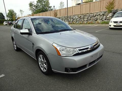 2008 Ford Focus for sale at Prudent Autodeals Inc. in Seattle WA