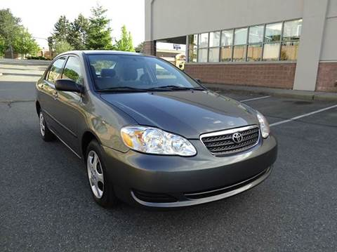 2006 Toyota Corolla for sale at Prudent Autodeals Inc. in Seattle WA
