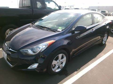 2013 Hyundai Elantra for sale at Prudent Autodeals Inc. in Seattle WA