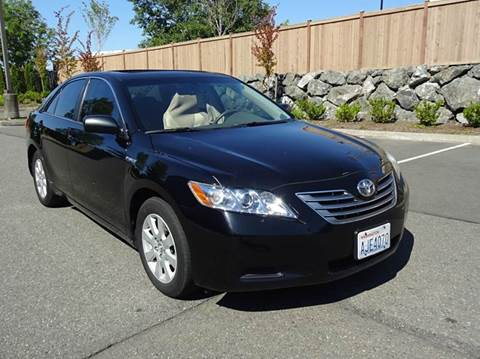 2008 Toyota Camry Hybrid for sale at Prudent Autodeals Inc. in Seattle WA