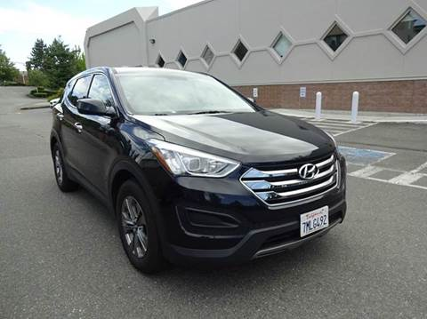 2016 Hyundai Santa Fe Sport for sale at Prudent Autodeals Inc. in Seattle WA