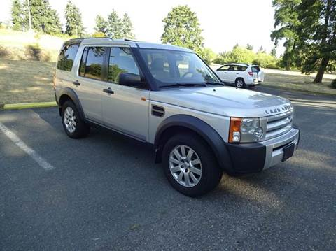 2005 Land Rover LR3 for sale at Prudent Autodeals Inc. in Seattle WA
