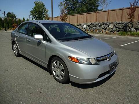 2006 Honda Civic for sale at Prudent Autodeals Inc. in Seattle WA