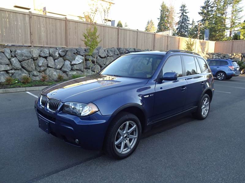 2006 BMW X3 for sale at Prudent Autodeals Inc. in Seattle WA