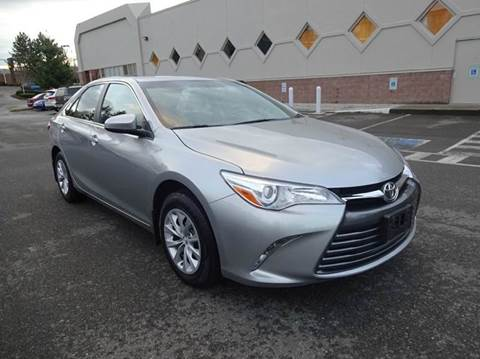 2016 Toyota Camry for sale at Prudent Autodeals Inc. in Seattle WA