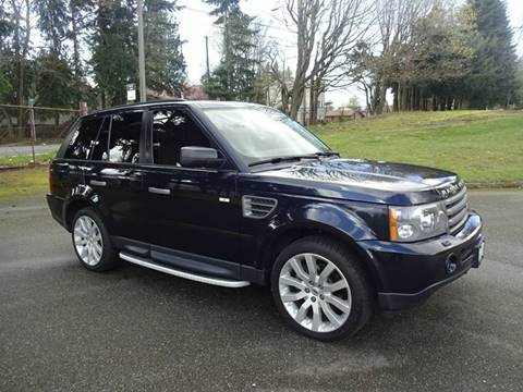 2006 Land Rover Range Rover Sport for sale at Prudent Autodeals Inc. in Seattle WA