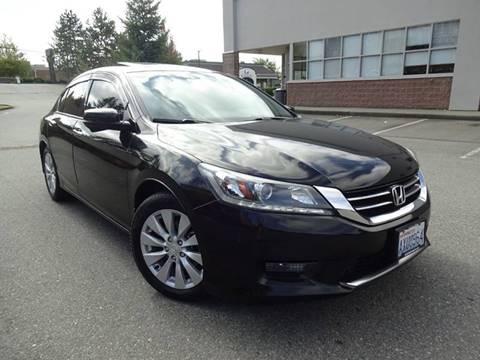 2014 Honda Accord for sale in Seattle, WA
