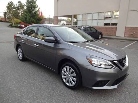 2018 Nissan Sentra for sale in Seattle, WA