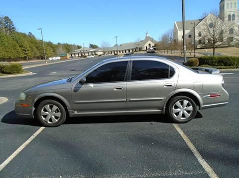 2003 Nissan Maxima for sale in Cumming, GA