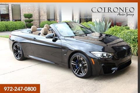 2017 BMW M4 for sale in Addison, TX
