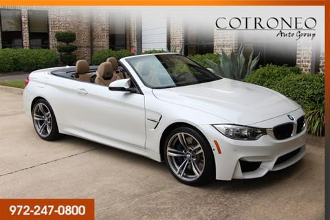 2015 BMW M4 for sale in Addison, TX