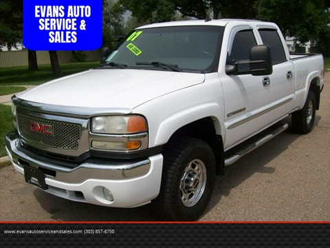 2007 GMC Sierra 2500HD Classic for sale in Fort Lupton, CO
