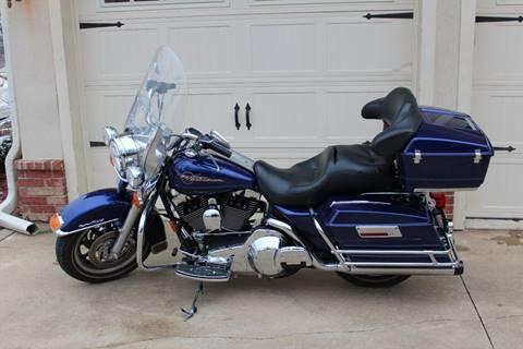 2006 Harley-Davidson Road King for sale in Pryor, OK