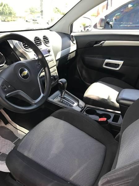 2012 Chevrolet Captiva Sport Lt 4dr Suv In Yuma Az Curiel 39 S Auto Sales Llc