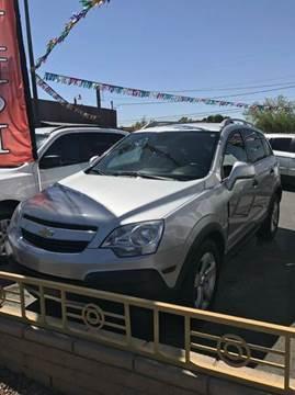 2012 Chevrolet Captiva Sport for sale in Yuma, AZ