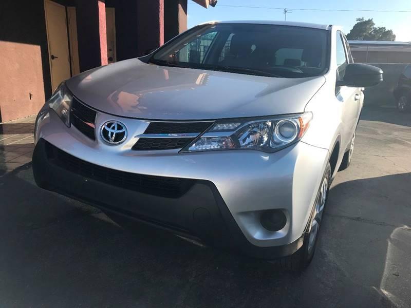 2013 Toyota Rav4 LE 4dr SUV In Yuma AZ