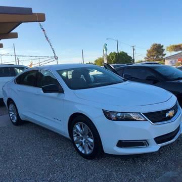 2016 Chevrolet Impala for sale in Yuma, AZ