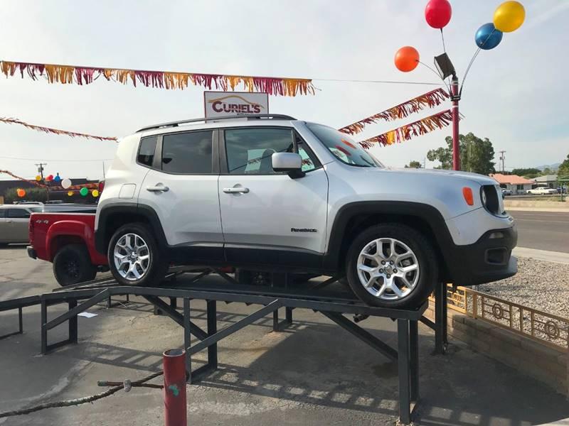 2017 Jeep Renegade Latitude 4dr SUV In Yuma AZ