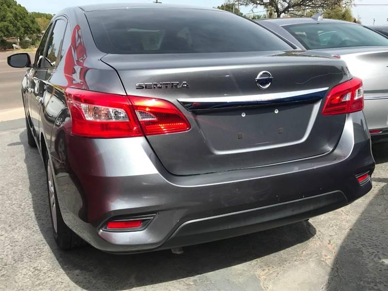 2017 Nissan Sentra SL 4dr Sedan In Yuma AZ