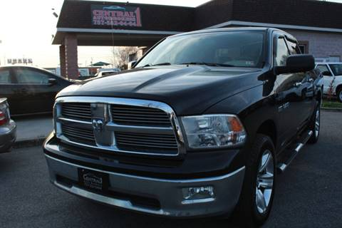 2009 Dodge Ram Pickup 1500 Laramie for sale at Central 1 Auto Brokers in Virginia Beach VA