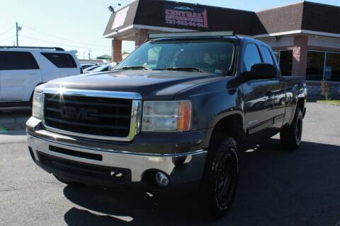2007 GMC Sierra 1500 SLE1 for sale at Central 1 Auto Brokers in Virginia Beach VA
