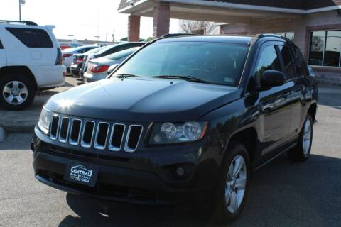 2014 Jeep Compass Sport for sale at Central 1 Auto Brokers in Virginia Beach VA