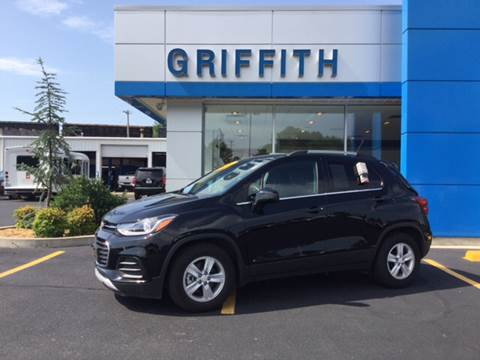 2017 Chevrolet Trax for sale in Neosho, MO