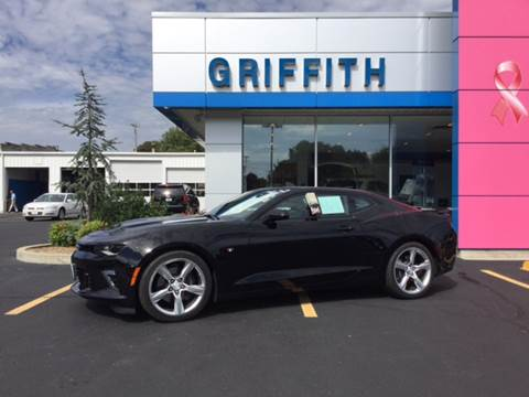 2016 Chevrolet Camaro for sale in Neosho, MO