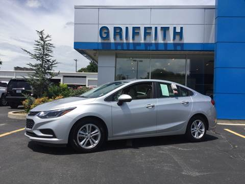 2016 Chevrolet Cruze for sale in Neosho, MO