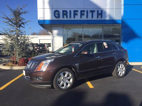 2015 Cadillac SRX for sale in Neosho, MO