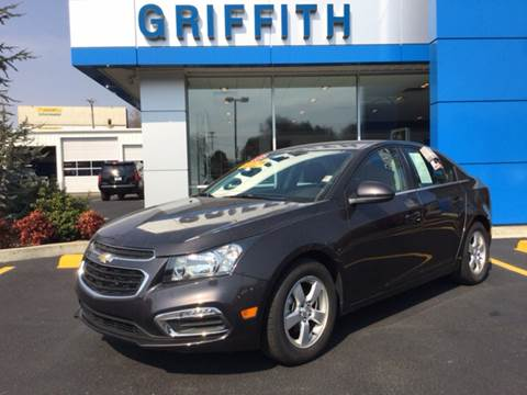 2016 Chevrolet Cruze Limited for sale in Neosho, MO