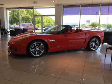 2012 Chevrolet Corvette for sale in Neosho MO