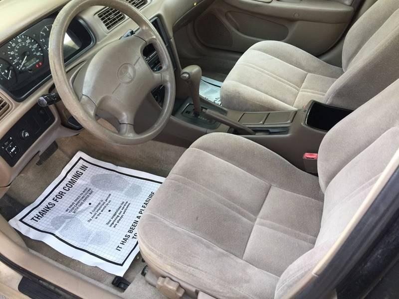 1998 Toyota Camry LE 4dr Sedan - Ogden UT