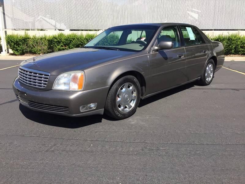 2002 Cadillac DeVille 4dr Sedan - Ogden UT