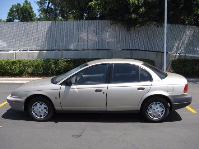 1996 Saturn S-Series SL1 4dr Sedan - Ogden UT