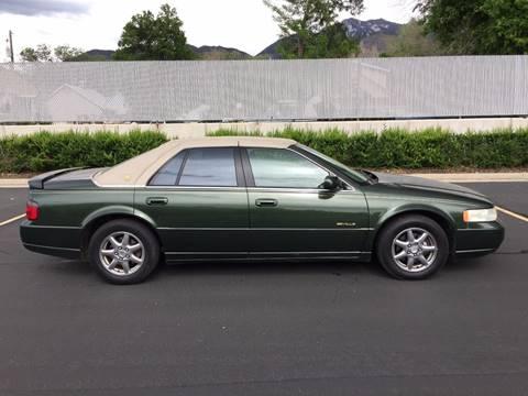 2001 Cadillac Seville for sale in Ogden, UT