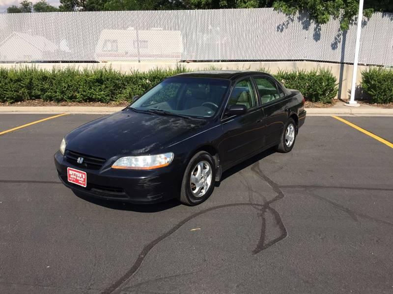 1998 Honda Accord EX 4dr Sedan - Ogden UT