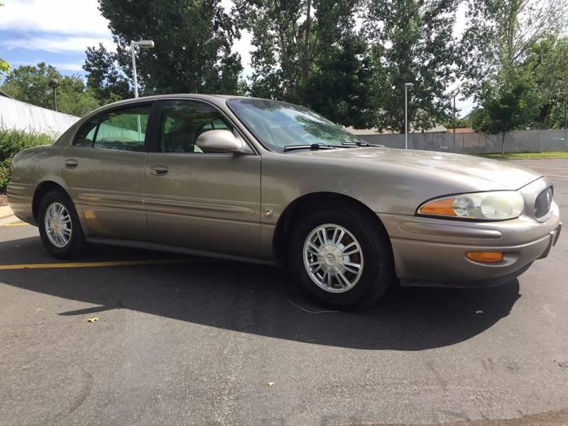 2002 Buick LeSabre Limited 4dr Sedan - Ogden UT