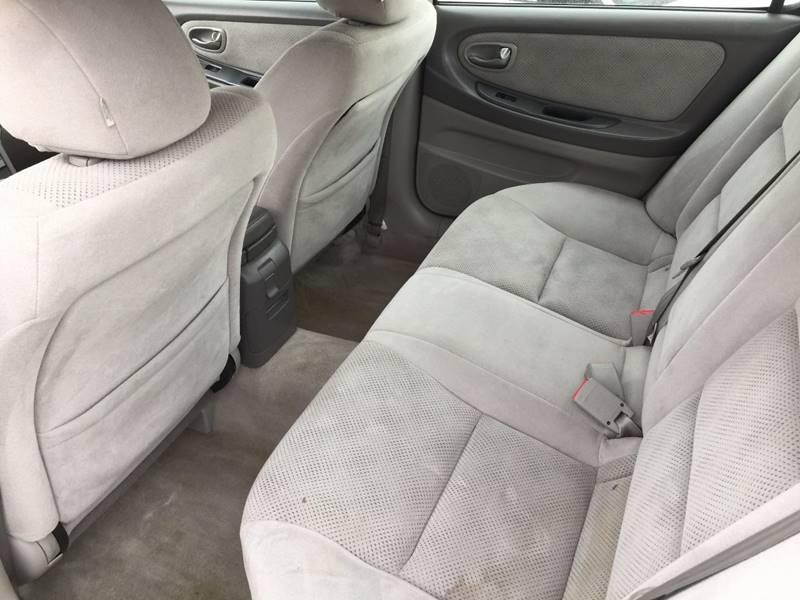 2002 Nissan Maxima SE 4dr Sedan - Ogden UT
