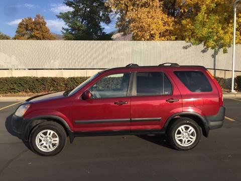 2004 Honda CR-V for sale in Ogden, UT