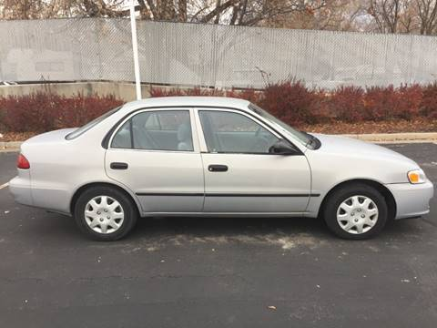 2001 Toyota Corolla For Sale In Buffalo Ny Carsforsale Com