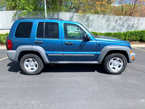 2005 Jeep Liberty for sale in Ogden, UT