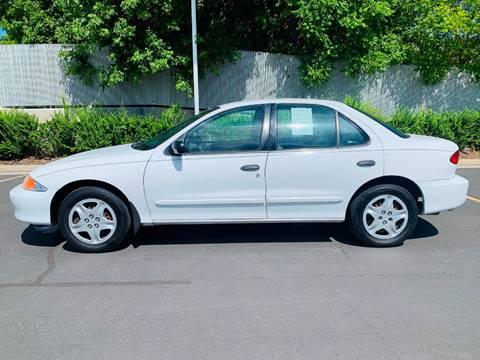2002 Chevrolet Cavalier for sale in Ogden, UT