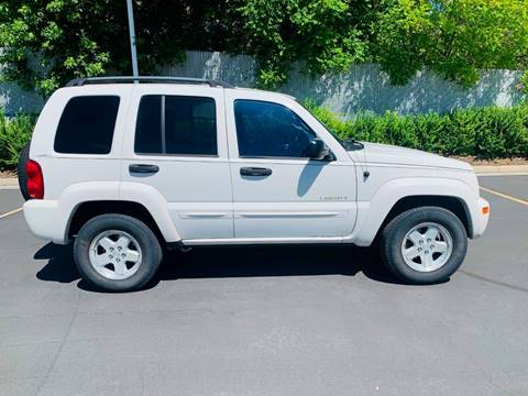2004 Jeep Liberty for sale in Ogden, UT